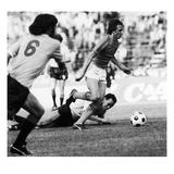 Johan Cruyff (1947-) Reproduction procédé giclée