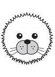 Arctic Seal Kunst