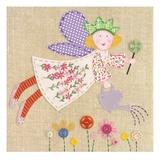 Garden Fairy Princess Prints by Paula Joerling