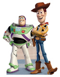 Toy Story - Buzz and Woody Cardboard Cutouts
