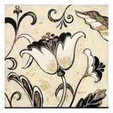 Floral Pattern 3 Poster di Hope Smith
