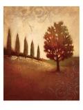 Crimson Dawn Prints by Edward Raymes