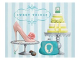 Sweet Things Confectionary Premium Giclee Print by Marco Fabiano