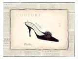 Couture Giclée-Premiumdruck von Emily Adams