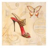 Sling Back Stiletto Posters av Angela Staehling