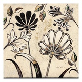 Floral Pattern 1 Poster di Hope Smith