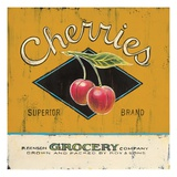 Superior Cherries Art by Angela Staehling