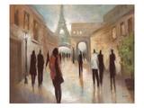Paris Figures Plakater af Marc Taylor