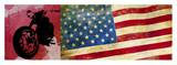 On the Road, USA Kunstdrucke von Steven Hill