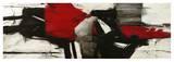 Red Profile ポスター : Jim Stone