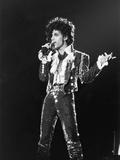 Prince, Purple Rain Tour, 1984 Reproduction photographique par Michael Cheers