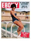 Ebony December 1957 Photographic Print by Isaac Sutton