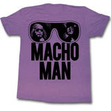 Macho Man - Ooold School Skjorte