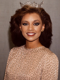 Vanessa Williams, Miss America, 1983 Photographic Print by Moneta Sleet Jr.