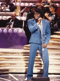 James Brown Performing Photographic Print by Moneta Sleet Jr.