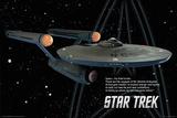 Star Trek - Enterprise Ship - Space the Final Frontier Photo