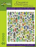 Exquisite Creatures Jigsaw 1000 Piece Puzzle Quebra-cabeça