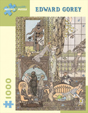Edward Gorey 1000 Piece Puzzle Quebra-cabeça