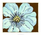 Petal Poetry IV Giclee Print by Nancy Slocum