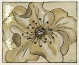 Tone on Tone Petals IV Giclee Print by Nancy Slocum