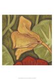 Vibrant Rainforest II Art par Karen Deans
