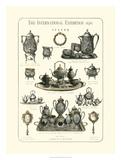 Silver 1876 Impressão giclée