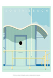 Art Deco-South Beach Affiches par Richard Weiss