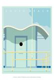 Art Deco-South Beach Posters av Richard Weiss