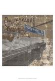 California Dreaming Plakater av Andrea James