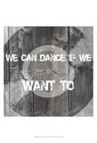 We Can Dance Posters av Andrea James