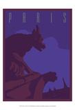 Art Deco-Paris II Poster by Richard Weiss