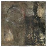 Neutral Leaves II Prints by Elena Ray
