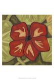Vibrant Rainforest III Posters par Karen Deans