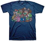 Nintendo - Group T-shirts