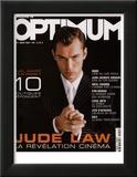 L'Optimum, March 2001 - Jude Law Poster von Richard Phibbs