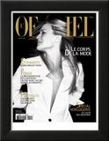 L'Officiel, April 2007 - Robin Wright Penn Porte une Veste Yves Saint Laurent Posters by Daniel Gebbay