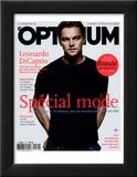 L'Optimum, February 2005 - Leonardo Dicaprio Poster von Tom Munro