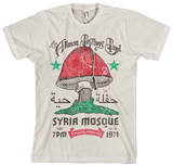 Allman Brothers Band - Syria Mosque T-skjorter