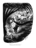 """Thank you, but I don't dance."" - New Yorker Cartoon Premium Giclee Print by Robert Kraus"