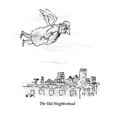 The Old Neighborhood - New Yorker Cartoon Premium Giclee Print by William Steig