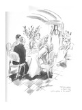 """We're going to Paris—but we're going to be good."" - New Yorker Cartoon Premium Giclee Print by Helen E. Hokinson"