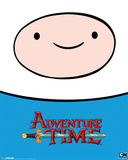 Adventure Time-Finn 25 Posters