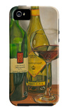 Wine Series I iPhone 5 Case by Jennifer Goldberger