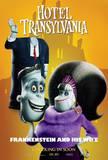 Hotel Transylvania Movie Poster Masterprint