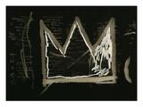 Tuxedo, 1982-83(detail) Giclée-Druck von Jean-Michel Basquiat
