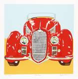Alfa Romeo Reproduction pour collectionneur par Phyllis Krim