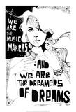 Music Makers Stampe di Manuel Rebollo