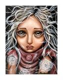 Le calme avant la tempête Affiches par Angelina Wrona