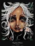 Nénuphar Affiche par Angelina Wrona