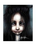 Little Dahlia Posters par Angelina Wrona